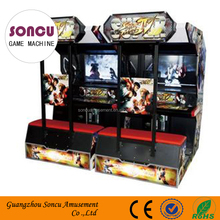 Video Games 3D Street Fighter Arcade Fighting Game Machine
