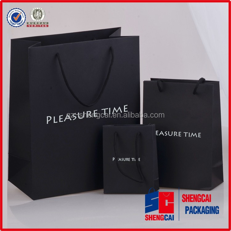 Creative elegant custom free design paper wedding gift bag for candy