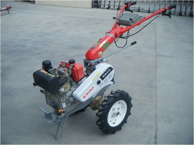 diesel engine power farming tiller KDT610A