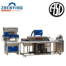 the most popular silicone and pvc label badage production equipment