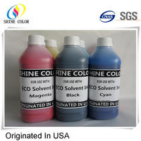 Hot Sale Eco Solvent compatible Printing Ink for Mimaki JV33