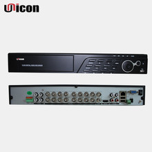 Unicon Vision 16CH 1080H H.264 CCTV DVR Recorder Security System