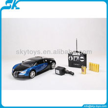 2013 Newest ! !1:14 4CH Bugatti Veyron Emulational RC Car