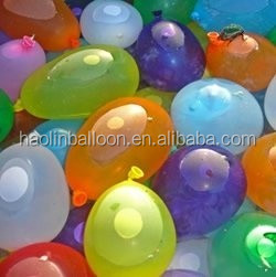 Self sealing magic Water balloon