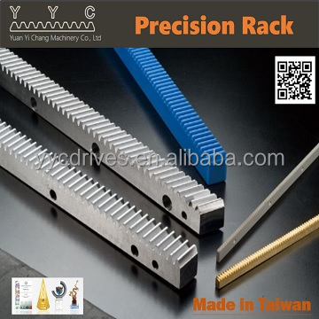 YYC 35 Years Taiwan Supplier Rack Pinion Gear Set for Power Transmission System