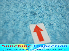 Towels Inspection / Quality control in textile / Home textile Inspection Service in China, India and Pakistan