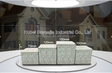 temporary building materials sound proof panels Foam Cement Sandwich Wall Panel