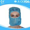 Disposable nonwoven astronaut snoodcaps/ Head Cover with mouth cover with eyes showing only - Style 5