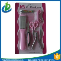 Professional Personal Care Kit Manicure Set