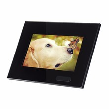 7 inch in store tv advertising / lcd video monitor advertising retail store