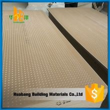 Perforated Gypsum Board Clip In Ceiling Tile For Partition