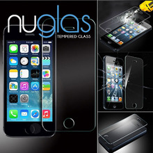 new arrival high quality glass screen protect for iphone4,anti- water 99% transparency
