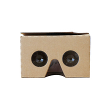 high quality Google Cardboard free sample Virtual Reality master image 3d glasses virtual reality,vr headset