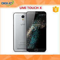 New arrival Original UMI Smart Phone UMI Touch X with 5.5 inch Android 6.0 MTK6735A Quad Core 2GB RAM 16GB ROM 4G mobile phone