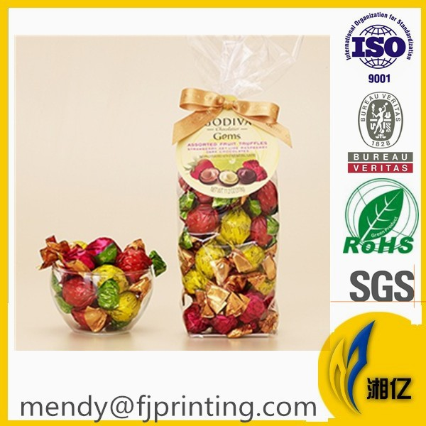 bulk Bags For Retail shop chocolate candies food Unprint