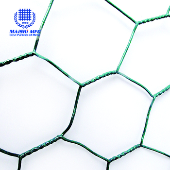 PVC Coated  Rabbit Mesh