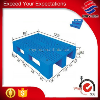Cosmetic durable plastic pallet lots for sale