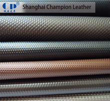 Embossing PVC Synthetic Leather for Upholstery and Chair