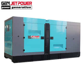 germany deutz diesel generator 100kw 125kva silent generator with weather proof canopy