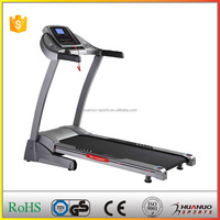 Motorized Treadmill with DC motor