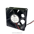 Supply power fan 3pin 4pin 70x70x25mm dc cooling fan for computer 5v 12v 24v