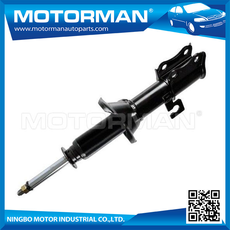 MOTORMAN auto spare part front left gas strut shock absorber Korea DX18-34-900A 332055 for KIA PRIDE