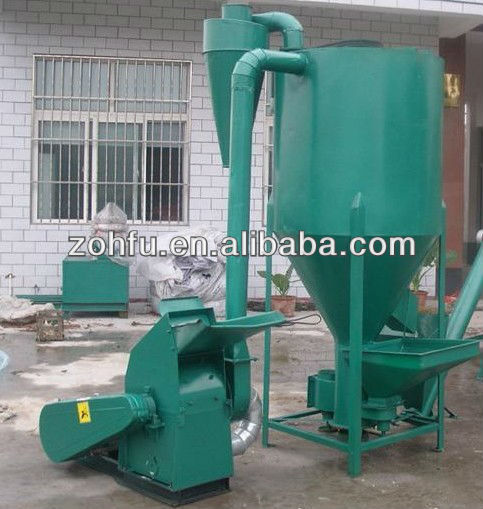 Poultry Feed Grinding Machine/grains crusher/grass feed cutter for sale