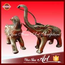 life size bronze elephant sculpture for sales