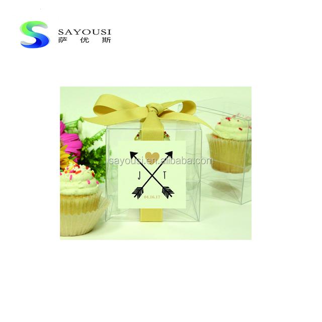 hot sale new design custom Birthday Cake packing Label printing