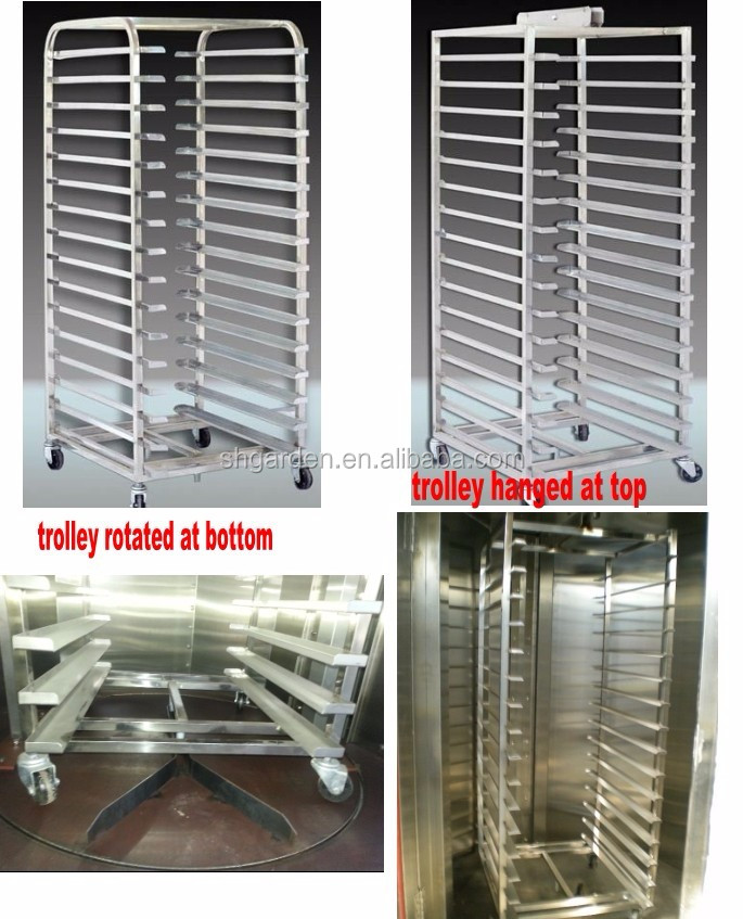32 Trays Electric Hot Air Bakery Oven