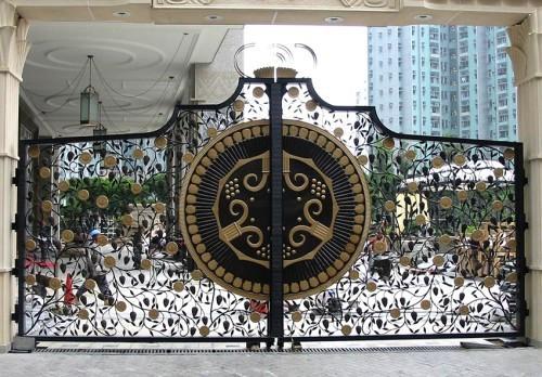 house main gate designs entrance gate automatic swing gate
