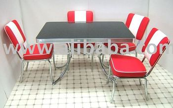 Bel Air Diner Furniture Restaurant Set