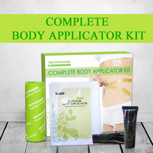 2015 Innovative Healthy Body Treatments Weight Loss Slimming Wraps it works for Cellulite Seaweed Body Contouring Wrap
