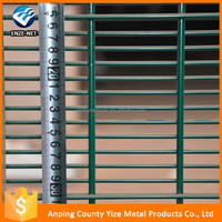 china wholesale ClearVu security fence spikes / Powder Coated security fence with spikes