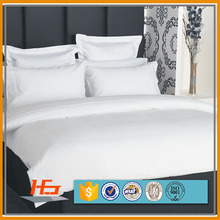 Luxury Hotel Home Use 100% Cotton Sateen Bedding Set Wholesale
