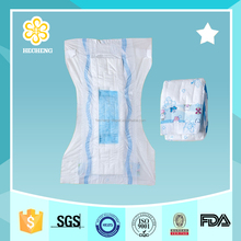 Cute Printed Disposable Baby Diaper Customized Brand Wholesale