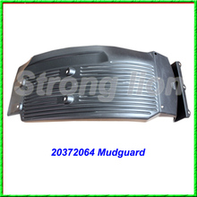 Superior quality trailers plastic mudguards suitable for VOLVO truck parts front wheel 20372064 LH 20372065 RH FH FM