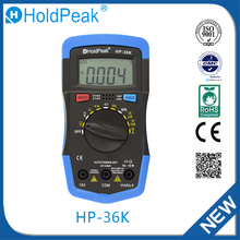 HP-36K Hot sell delicate multicolor pocket analog multimeter