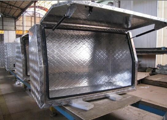 Golf Cart Dimensions >> Aluminum Diamond Plate Tongue Tool Box For Trailer - Buy Aluminum Tool Box,Aluminum Tongue Tool ...