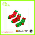 simple many colors cheap Christmas sock