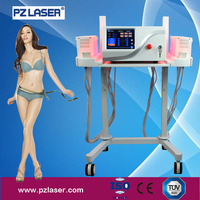 Beauty salon equipment!!! Low level laser body slim machine / lipo laser weight loss machine
