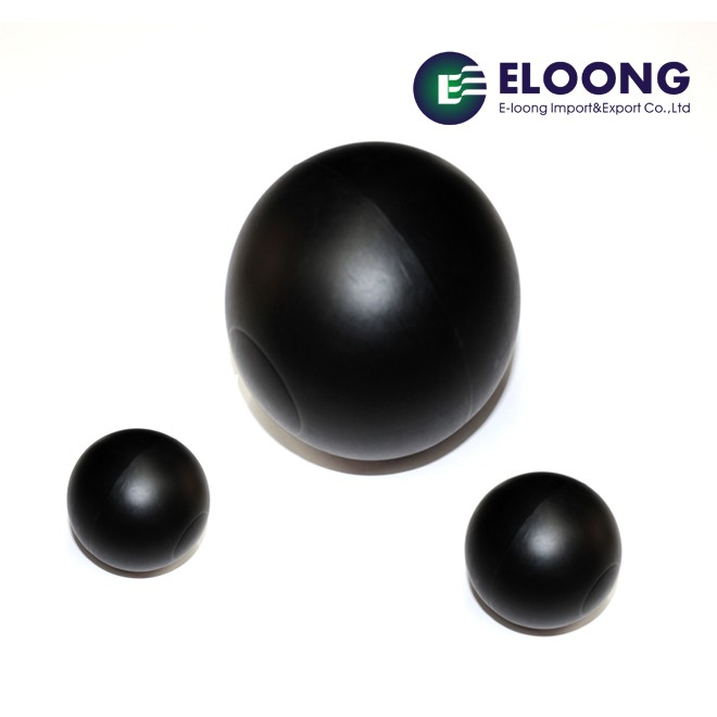 HDPE 70 100 150MM Plastic Hollow Black Ball To Prevent Algae Growth