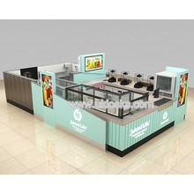 Westfield mall in sydney free design juice bar kiosk for sale