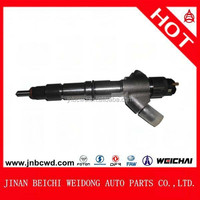 612600080618 Weichai engine fuel injector common rail injector