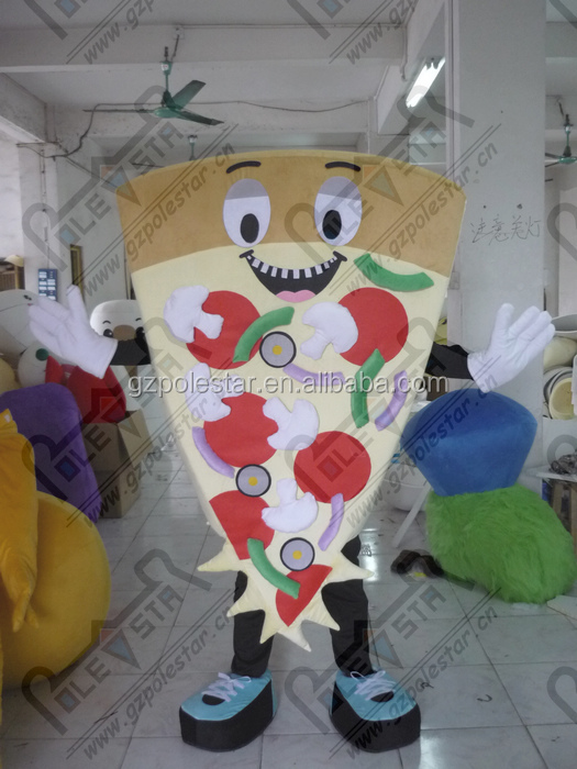 hot sale Advertising food mascot costumes