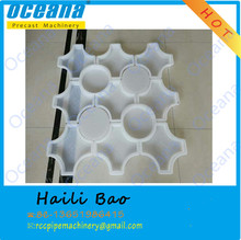 Factory High Quality Plastic Mould for Concrete stamps for pavements in China