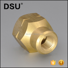 brass flare nut hex nut female flare nut