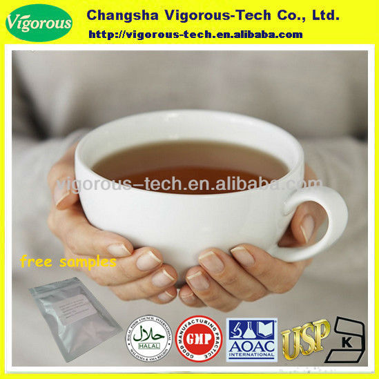 instant black tea powder/natural black tea extract/natural black tea p.e.