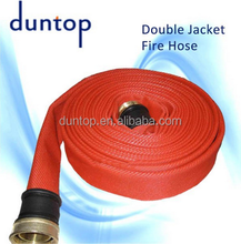 White Rubber PVC Fire Hose fire fighting equipments steel cabinet in dubai