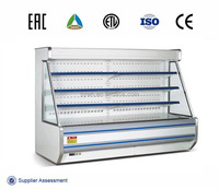 Supermarket Vegetable Chiller/Supermarket Multi-deck Open Chiller/Fruit Display Chiller